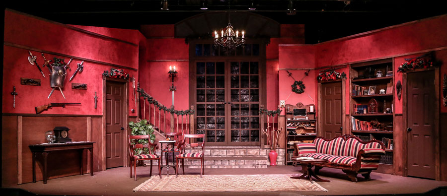 TheatreWorks New Milford CT Live Theatre — The Game's ...
